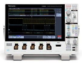 3 Series MDO Oscilloscope