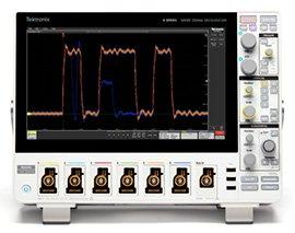 4 Series MDO Oscilloscope